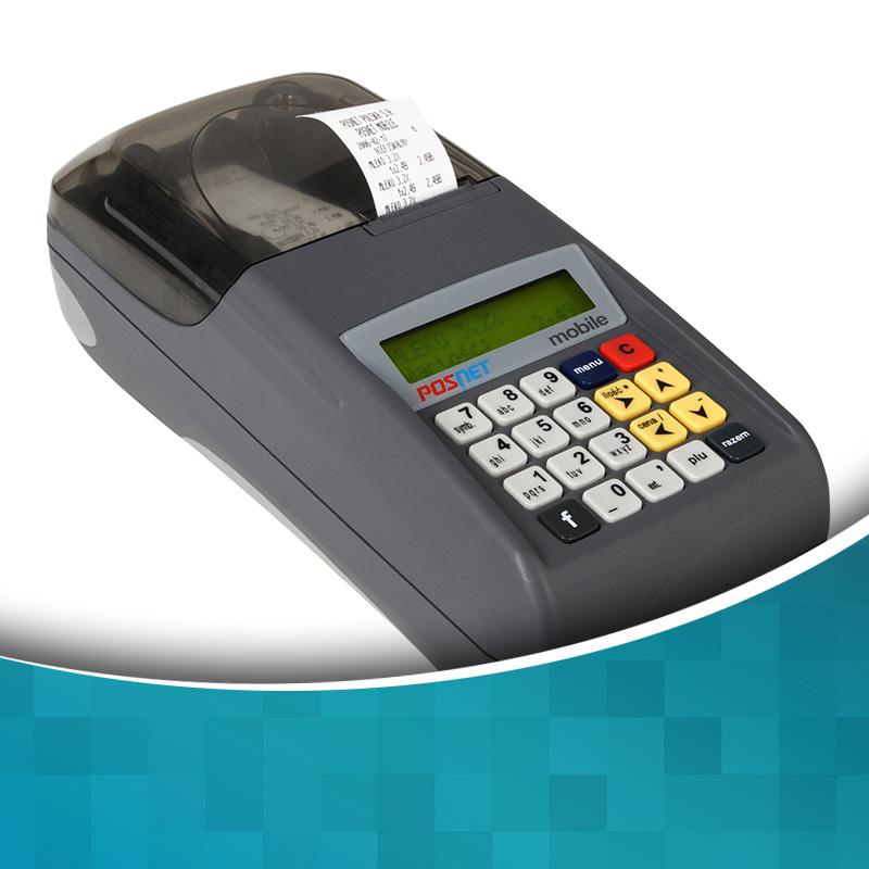 Tania kasa fiskalna - Posnet Mobile EU