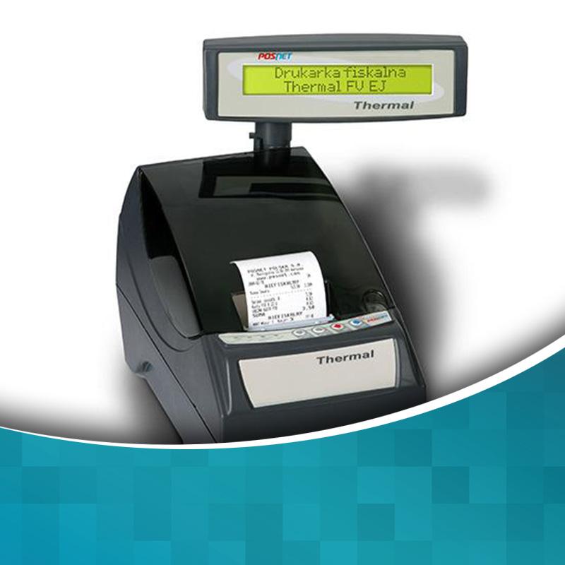 Posnet Thermal FV EJ - drukarka fiskalna