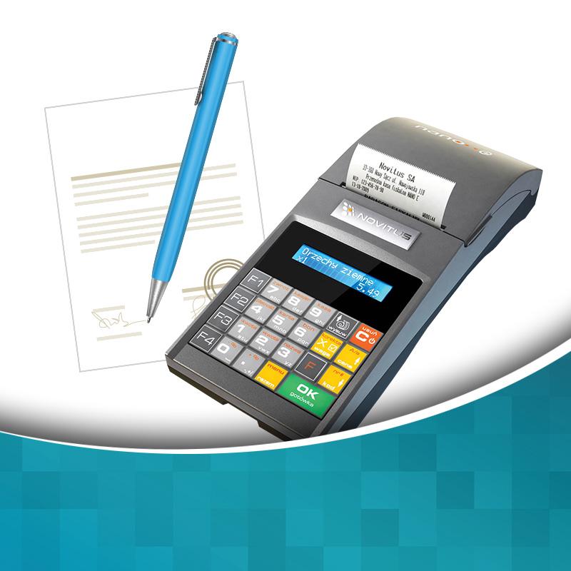 Wybór i fiskalizacja kasy rejestrującej